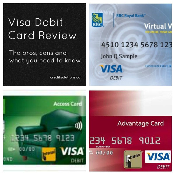 Visa Debit Card Review - Pros/Cons and What you Need to Know